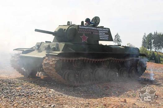 Tank KV-1 L-11 (1940)