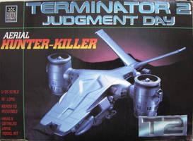 Flying hunter killer  Basis of Aviation Skynet
