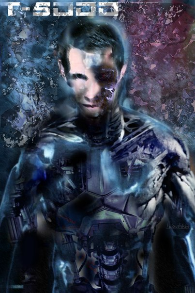 Terminator 5 Genisys: T-5000 skynet by TheDesertFox1991 on ...