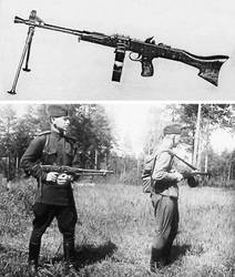 LAD machine gun (1942) by TheDesertFox1991