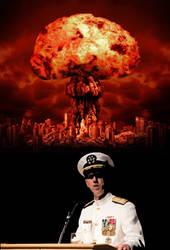 John Richardson Brain Atom or Militaristic Rabies by TheDesertFox1991