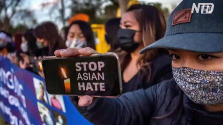 Demonstrations in defense of Asians begin in Ameri by TheDesertFox1991