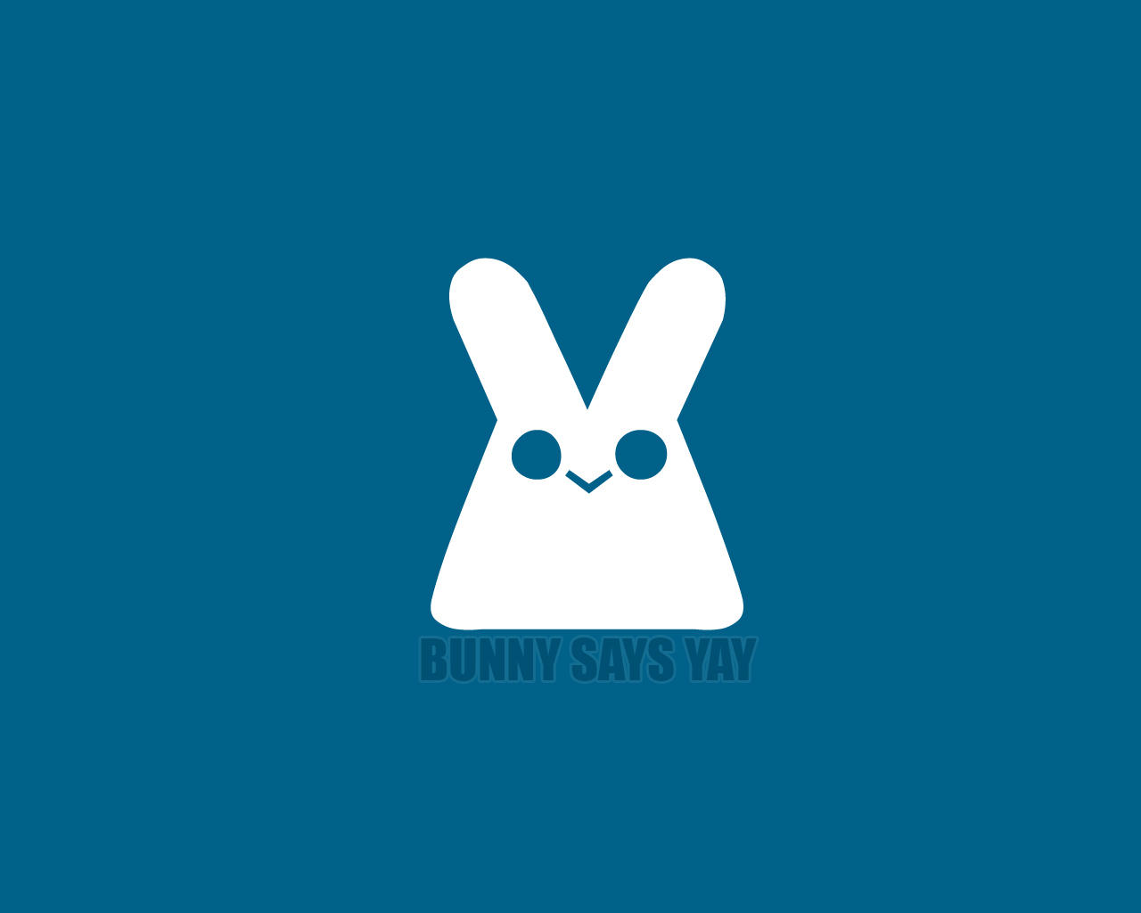 Bunny Says Yay by s3vendays