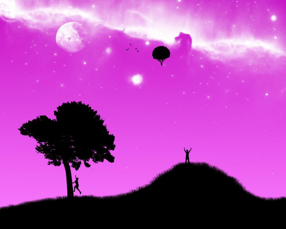 Pink Sky by s3vendays