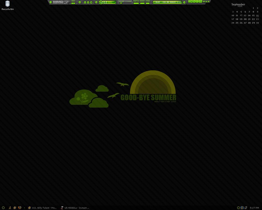 9 16 2006 desktop by s3vendays