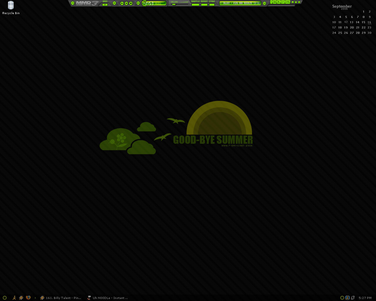 9 16 2006 desktop by s3vendays