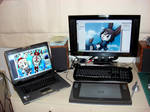 My new workspace :D