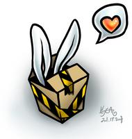 Bunny Box by cjcat2266