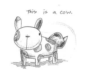 This Is A Cow