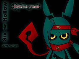 Six spooky smile by cjcat2266