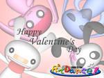 R squared Valentine's Day