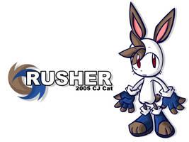 Rusher vector by cjcat2266
