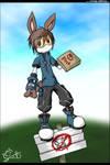 pizzaboy in forbidden ground