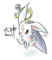 Okami by cjcat2266