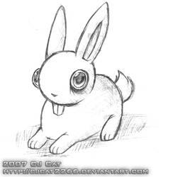 CPD - wicked bunny by cjcat2266