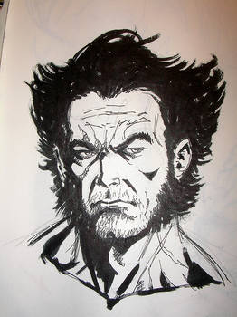 Wolverine sketch