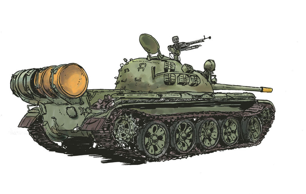 T-55 by bhop73