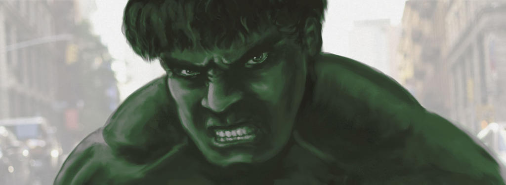The Hulk by bhop73