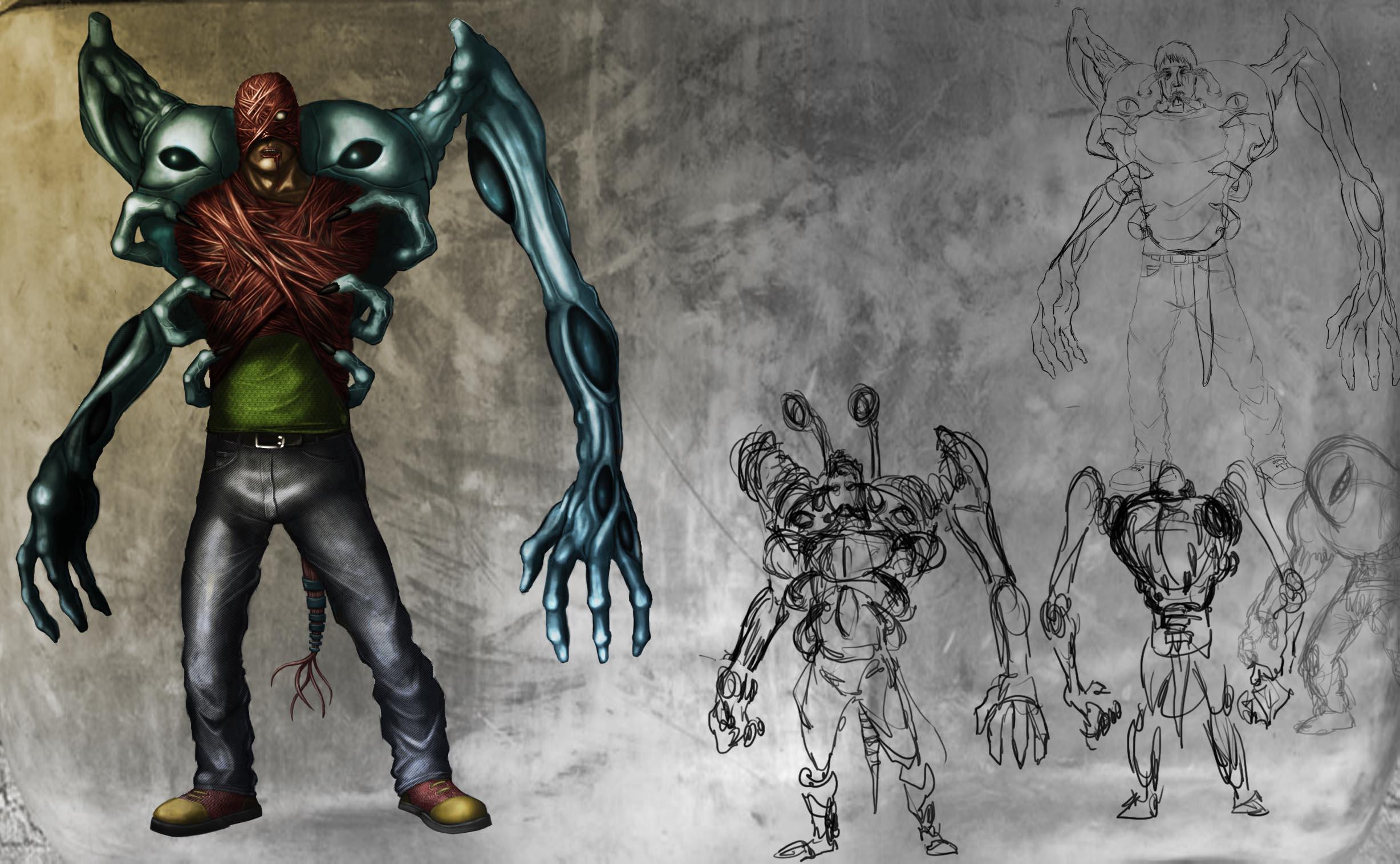 parasito alien