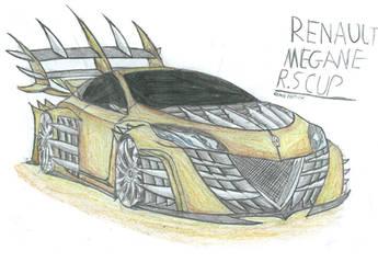Renault Megane Renaultsport by CurtTheMadProfessor
