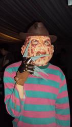 Freddy Krueger cosplay
