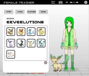 Pokemon Trainer Lossy Lue