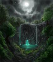 The Sacred Altar by iZonbi