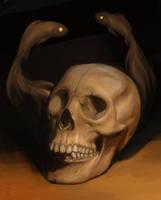 Skull by iZonbi