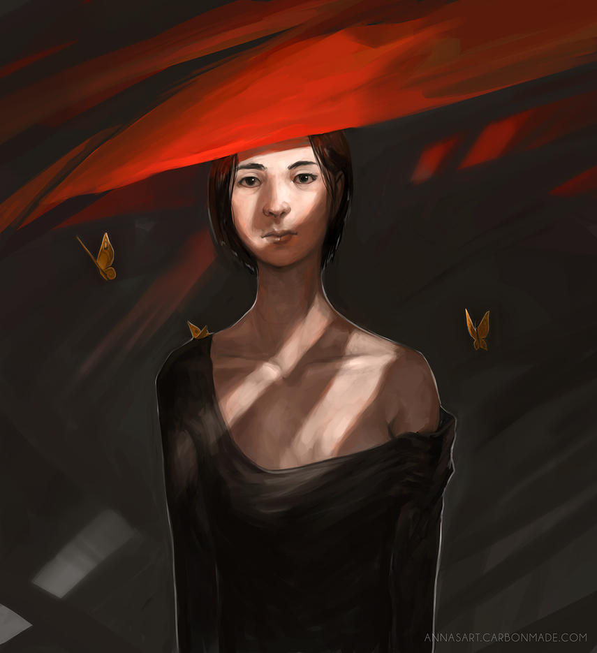 Red Veil by iZonbi