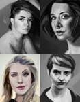 Portrait studies 02