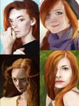 Portrait studies 03