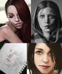 Portrait studies 04