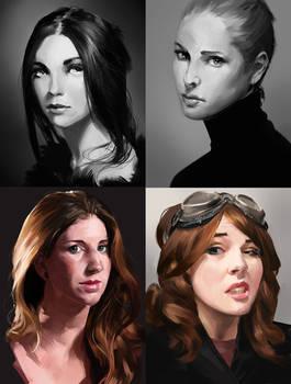 Portrait studies 05