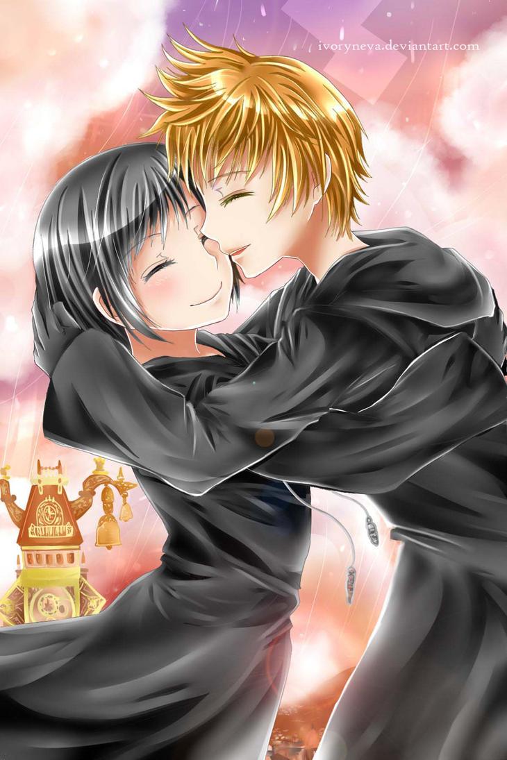 Kingdom Hearts 358/2 Days - Always With Me by ivoryneva