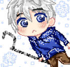 Pixel - Jack Frost by ivoryneva