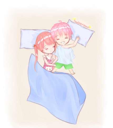 Sleep by twincrown