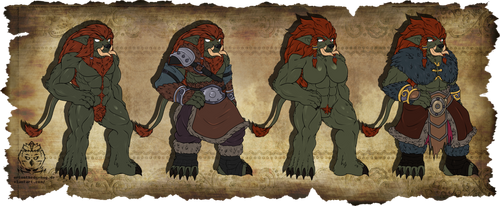 Orc References