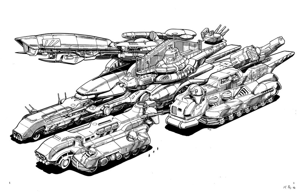Big Gun by newtman001