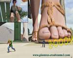 Giantess Erodreams2 - catching tiny men