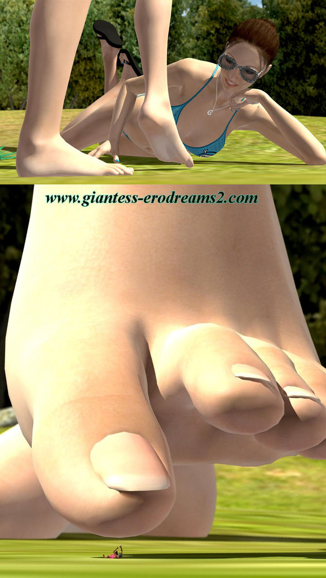 Giantess Erodreams2 - Preview - ADITP by ilayhu2