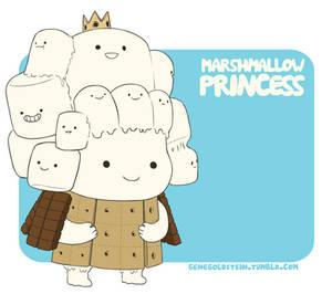 Marshmallow Princess!