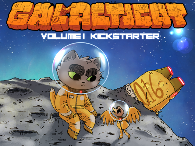 Galacticat Kickstarter! by hyperboy