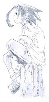 yoh asakura by shaman-ninja