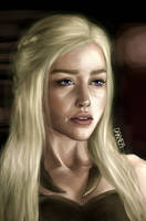 Mother Of Dragons by Darxea