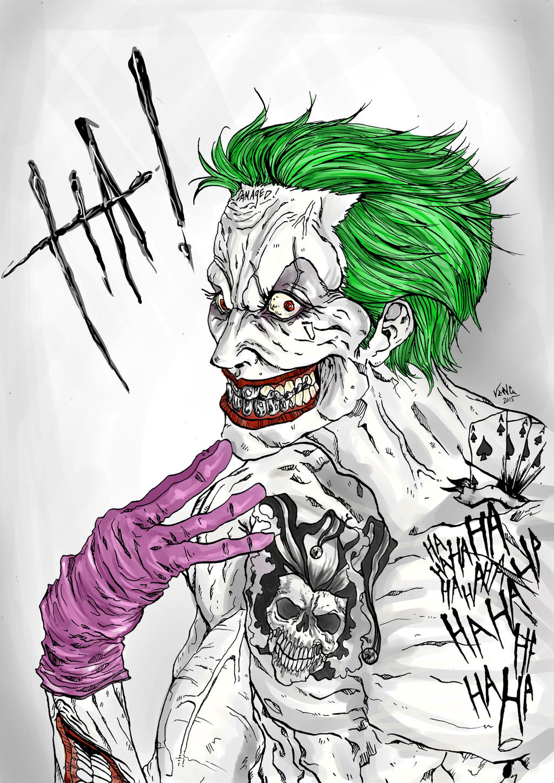 Jared Leto's Joker By DSirPenguin On DeviantArt