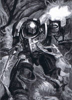 Terminator by ImashimeTheDaemon