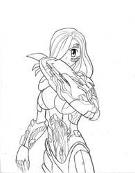 Seductive Borg by Omnivault