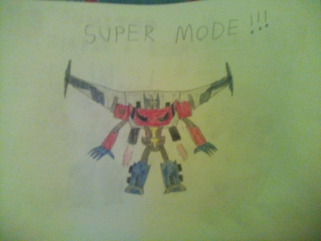 TF CHRONICLES OPTIMUS PRIME SUPER MODE by Robotponytron