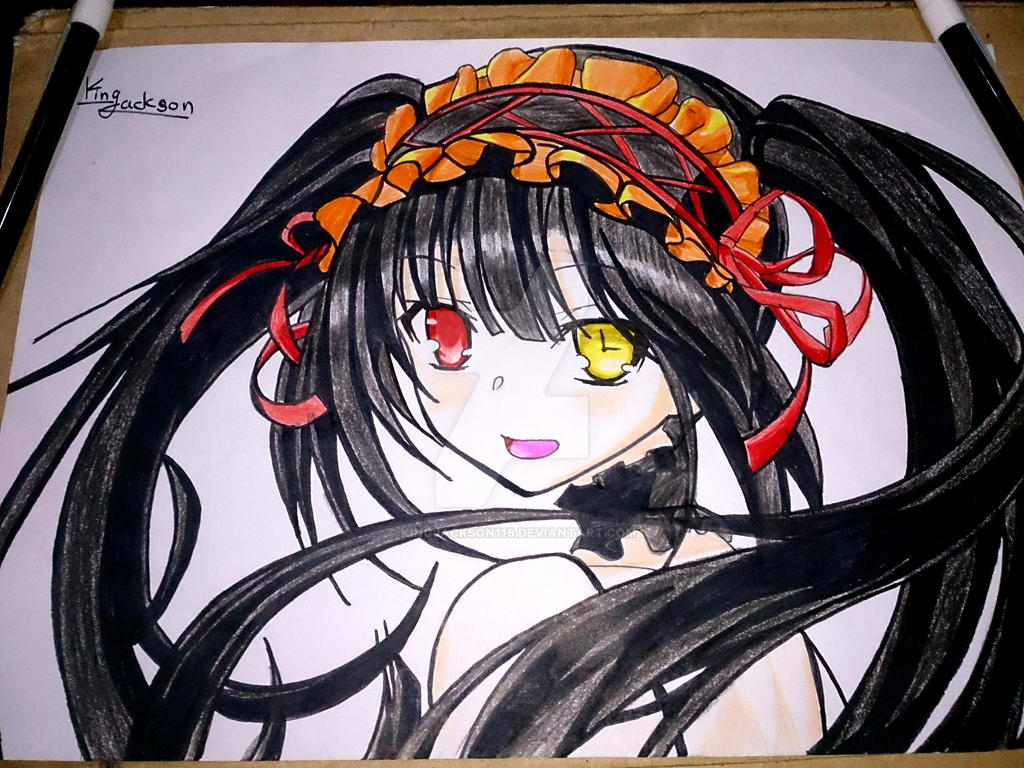kurumi from datealive complete version by