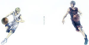 Kuroko's Basketball - You and I by Keilis